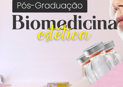 Pós-Graduação - Biomedicina estética