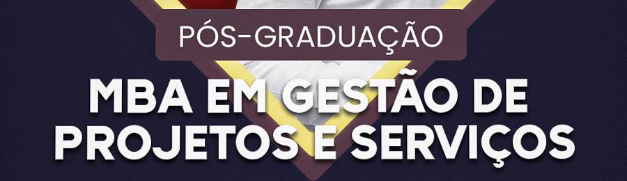 Título: Pós-Graduação em MBA de gestão de projetos e serviços
